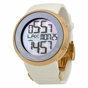 Gucci YA114225 I-Gucci Unisex Quartz Watch
