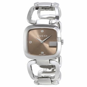 Gucci YA125401 G-Gucci Ladies Quartz Watch