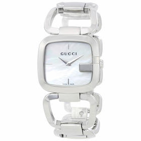 Gucci YA125404 G-Gucci Ladies Quartz Watch