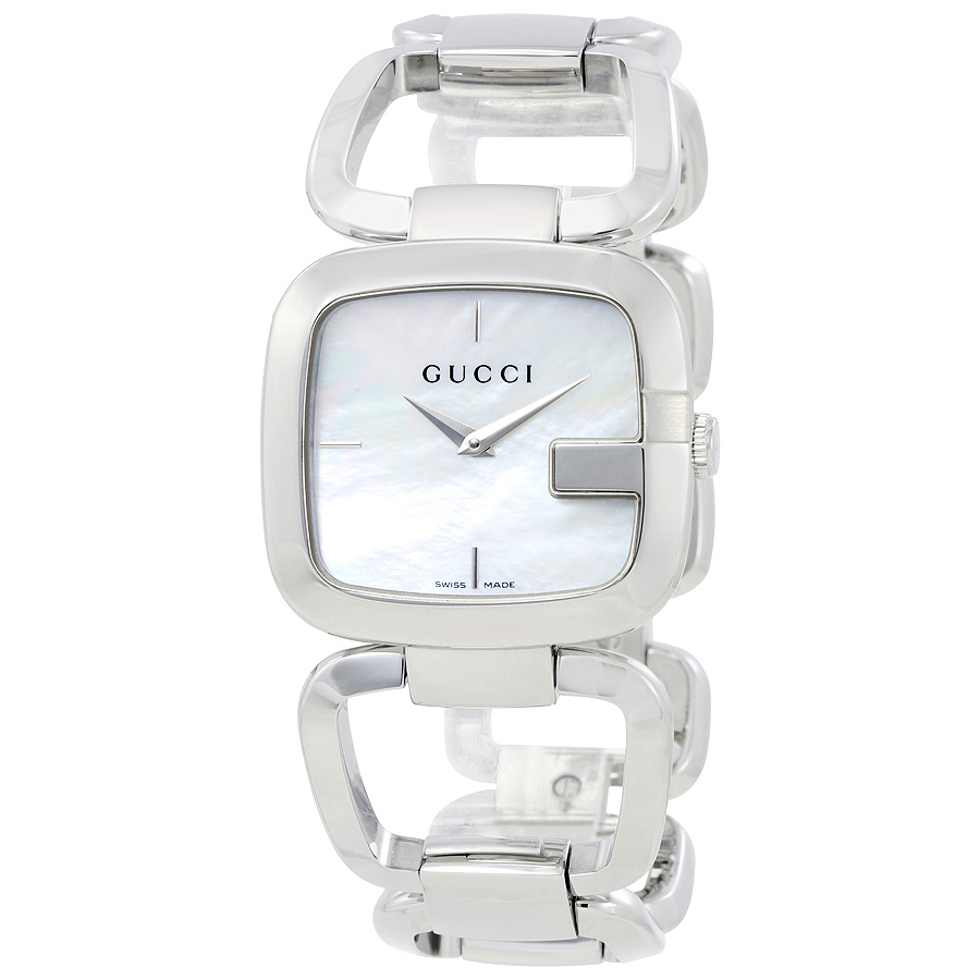 f68a0ebb8c3 Gucci YA125404 G-Gucci Ladies Quartz Watch