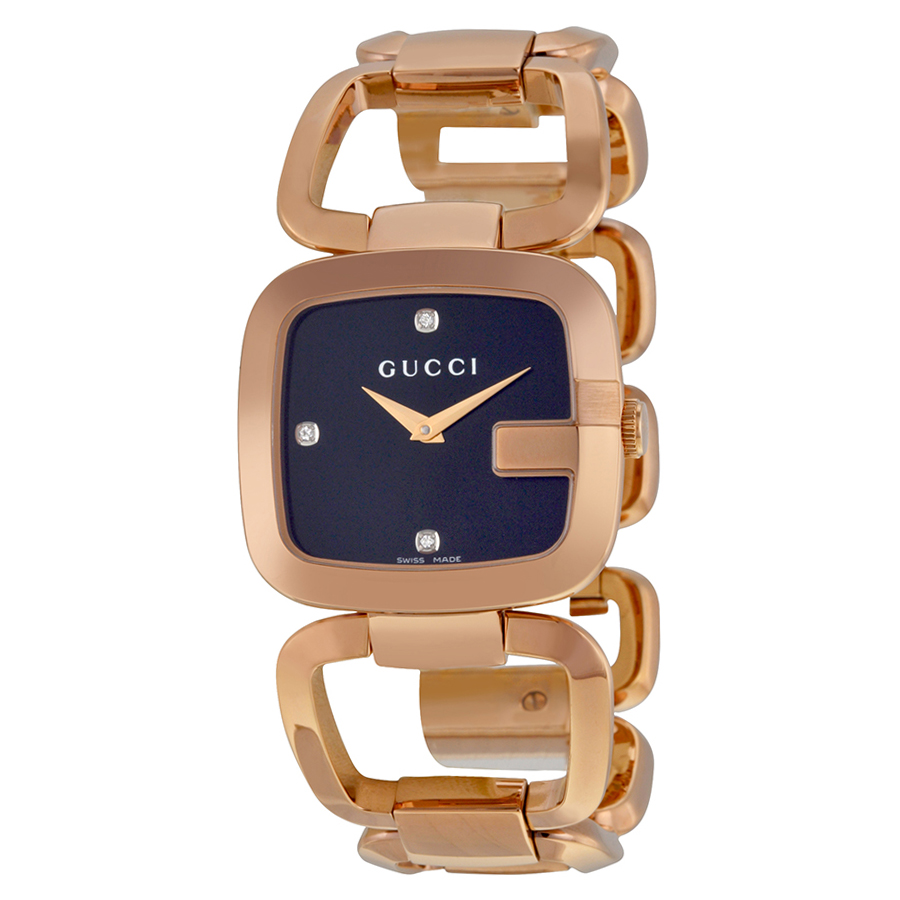 be09178d853 Gucci YA125409 G-Gucci Ladies Quartz Watch