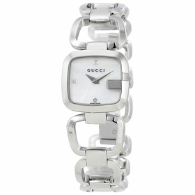 Gucci YA125502 G-Gucci Ladies Quartz Watch