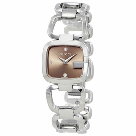 Gucci YA125503 G-Gucci Ladies Quartz Watch
