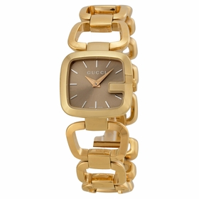 Gucci YA125511 G-Gucci Ladies Quartz Watch
