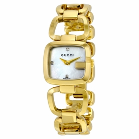 Gucci YA125513 G-Gucci Ladies Quartz Watch