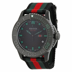 Gucci YA126229 G-Timeless Mens Quartz Watch