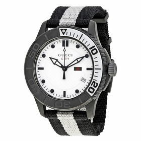 Gucci YA126243 G-Timeless Mens Quartz Watch