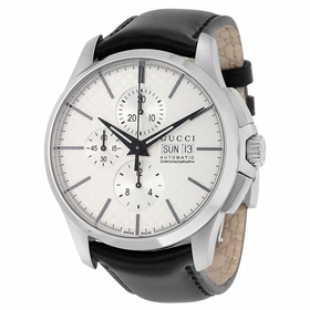 Gucci YA126265 G-Timeless Mens Chronograph Automatic Watch
