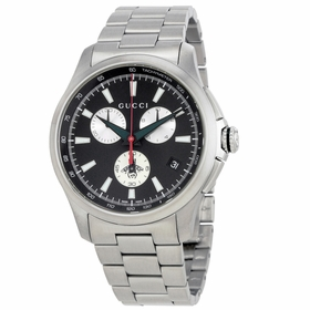 Gucci YA126267 G-Timeless Mens Chronograph Quartz Watch