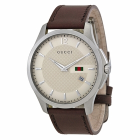 Gucci YA126303 G-Timeless Mens Quartz Watch