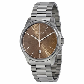 Gucci YA126317 G-Timeless Mens Quartz Watch