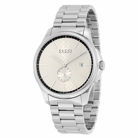 Gucci YA126320 G-Timeless Mens Automatic Watch