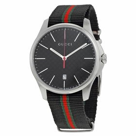 Gucci YA126321 G-Timeless Mens Quartz Watch