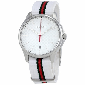 Gucci YA126323 G-Timeless Mens Quartz Watch