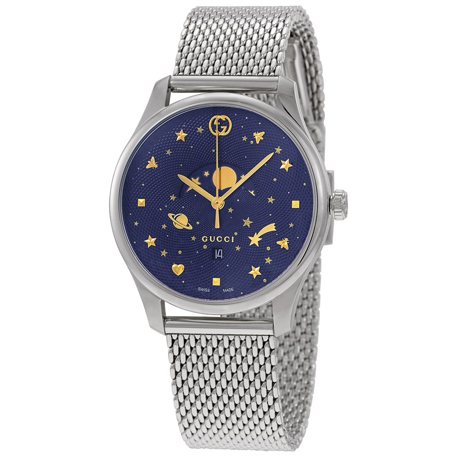 aeb0b33a9c4 Gucci Mens   Ladies Watches on Sale - Timepiece.com