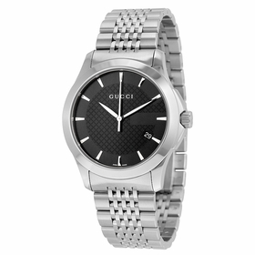 Gucci YA126402 G-Timeless Mens Quartz Watch