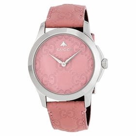Gucci YA1264030 G-Timeless Ladies Quartz Watch
