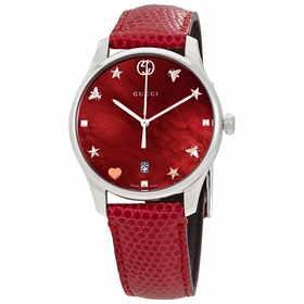 Gucci YA1264041 G-Timeless Ladies Quartz Watch