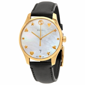 Gucci YA1264044 G-timeless Ladies Quartz Watch