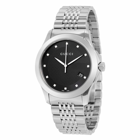 Gucci YA126405 G-Timeless Mens Quartz Watch