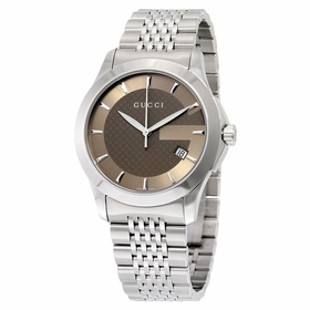 Gucci YA126406 G-Timeless Mens Quartz Watch