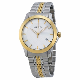 Gucci YA126409 G-Timeless Unisex Quartz Watch