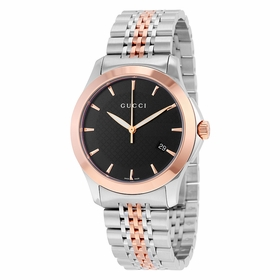 Gucci YA126410 G-Timeless Mens Quartz Watch