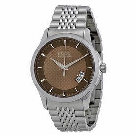 Gucci YA126412 G-Timeless Mens Automatic Watch