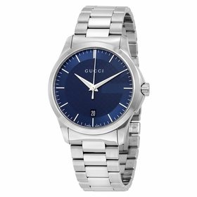 Gucci YA126440 G-Timeless Unisex Quartz Watch