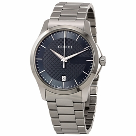 Gucci YA126441 G-Timeless Unisex Quartz Watch