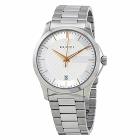 Gucci YA126442 G-Timeless Unisex Quartz Watch