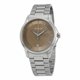 Gucci YA126445 G-Timeless Unisex Quartz Watch