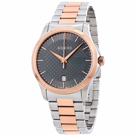 Gucci YA126446 G-Timeless Unisex Quartz Watch