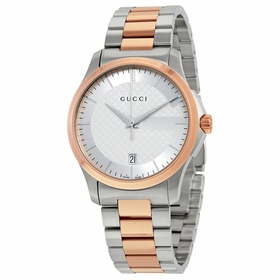 Gucci YA126447 G-Timeless Ladies Quartz Watch