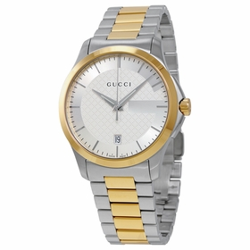 Gucci YA126450 G-Timeless Unisex Quartz Watch