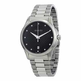 Gucci YA126456 G-Timeless Unisex Quartz Watch