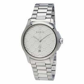 Gucci YA126459 G-Timeless Unisex Quartz Watch