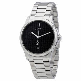 Gucci YA126460 G-Timeless Mens Quartz Watch