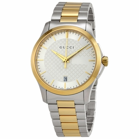 Gucci YA126474 G-Timeless Mens Quartz Watch