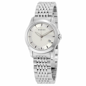 Gucci YA126501 G-Timeless Ladies Quartz Watch