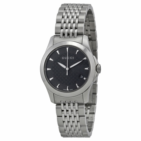 Gucci YA126502 G-Timeless Ladies Quartz Watch