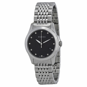 Gucci YA126505 G-Timeless Ladies Quartz Watch