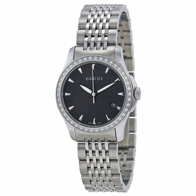 Gucci YA126507 G-Timeless Ladies Quartz Watch