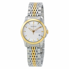 Gucci YA126511 G-Timeless Ladies Quartz Watch