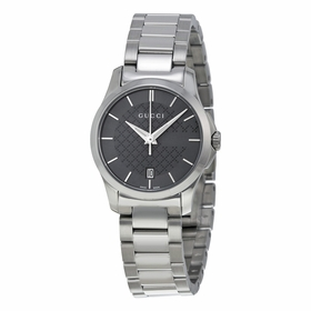 Gucci YA126522 G-Timeless Ladies Quartz Watch