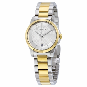 Gucci YA126531 G-Timeless Ladies Quartz Watch