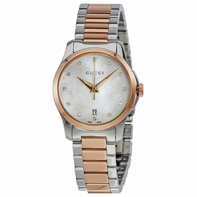 Gucci YA126544 G-Timeless Ladies Quartz Watch
