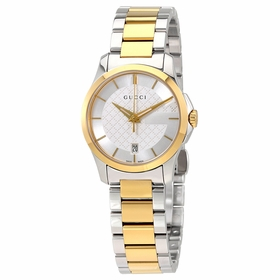 Gucci YA126563 G-Timeless Ladies Quartz Watch