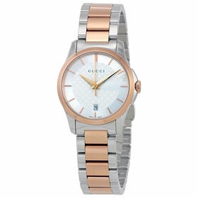 Gucci YA126564 G-Timeless Ladies Quartz Watch