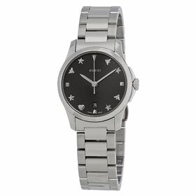 Gucci YA126573 G-Timeless Ladies Quartz Watch